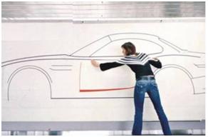 汽车构思设计